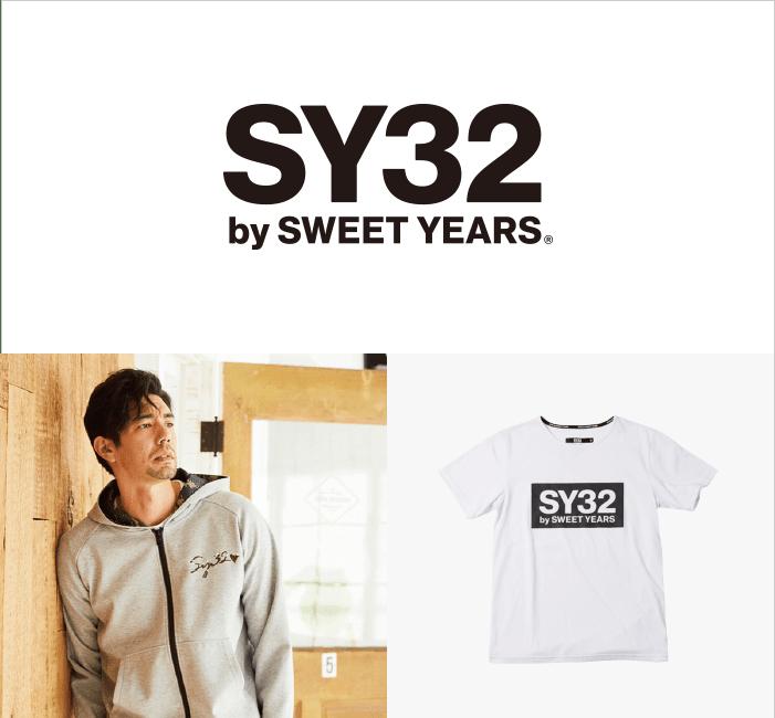 SY32 by SWEET YEARS〈エスワイサーティーツーバイスィートイヤーズ〉