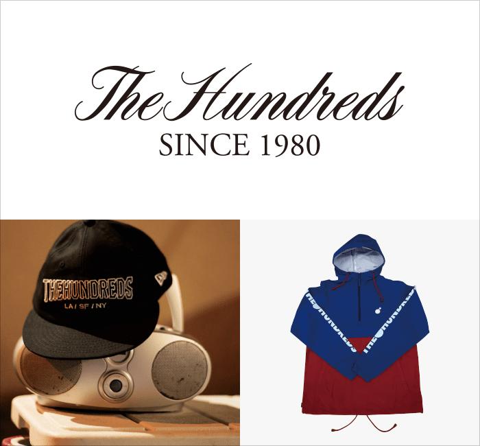 The Hundreds〈ザ ハンドレッズ〉